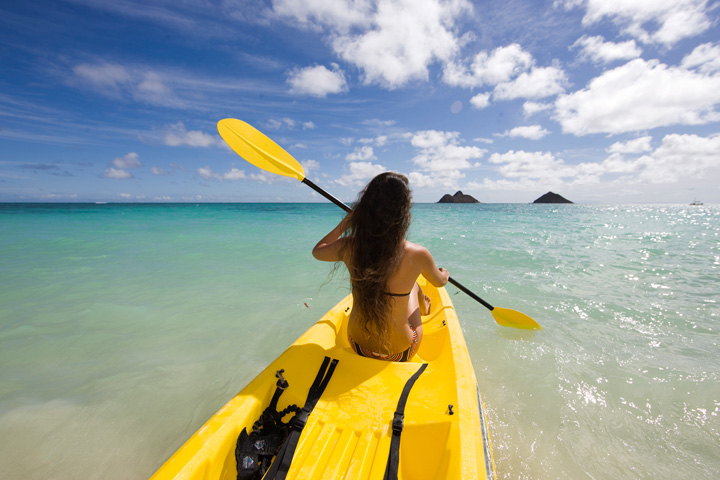 Kailua Sailboards & Kayaks - 5 Hour Guided Kayak Adventure