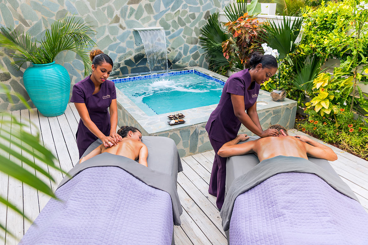 Couples Tranquility Massage for Two